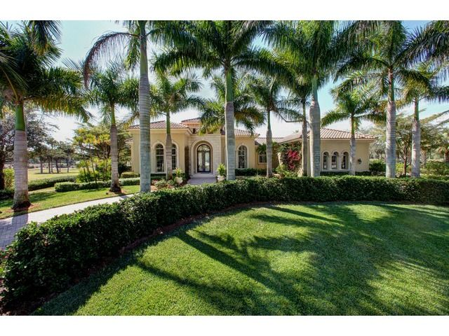 Tropical Mediterranean Royal Palm Trees Landscaping Melinda Gunther Naples Realtor Hot Property Of T Pool Plants Naples Homes For Sale Tropical Landscaping