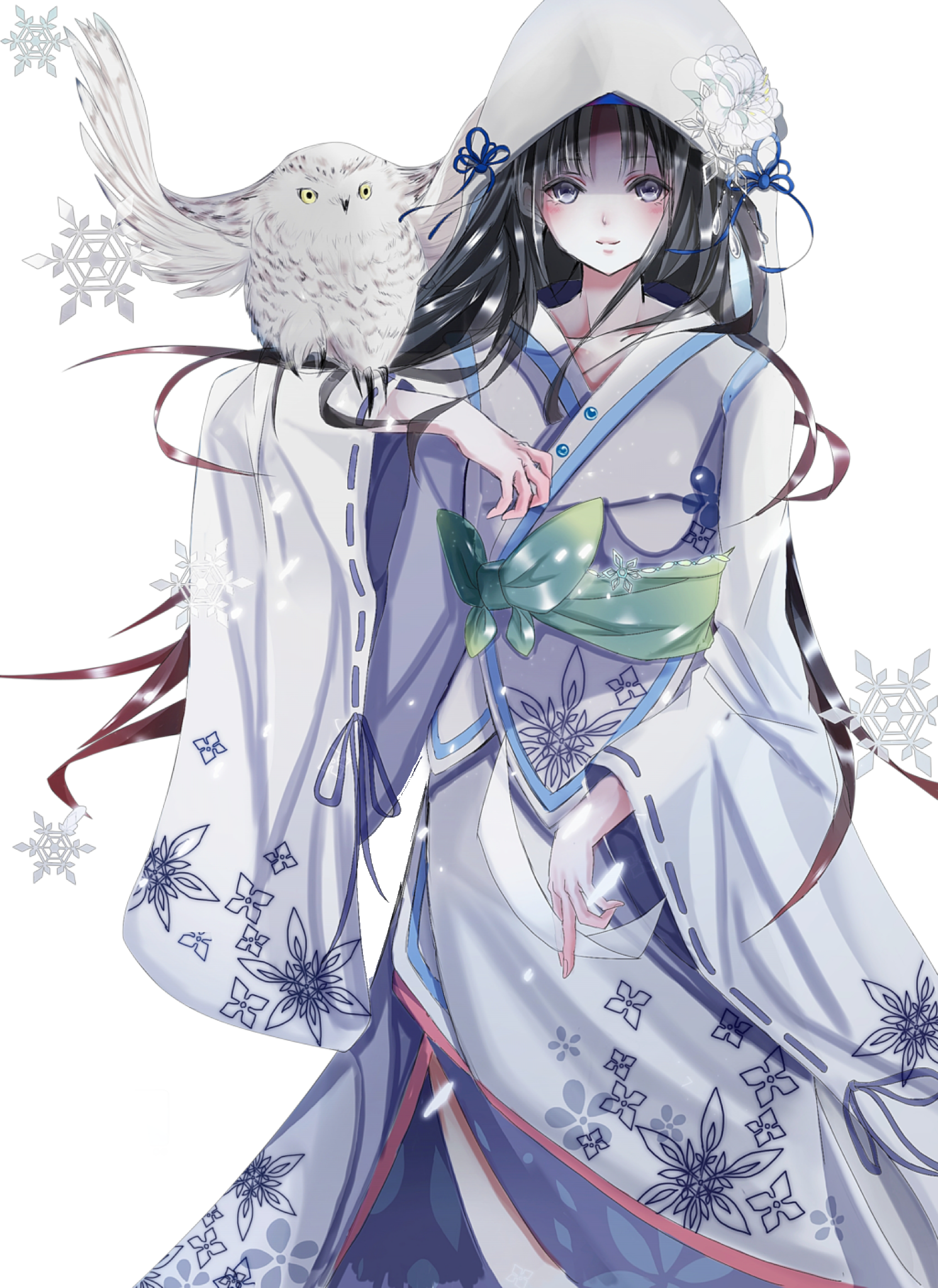Yuki Onna Render Anime/Manga/Vocaloid's girls