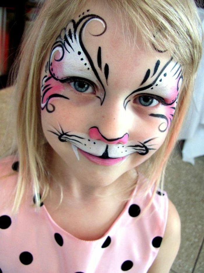 1001 + idées créatives pour maquillage pour enfants | Maquillage enfant, Maquillage carnaval et ...