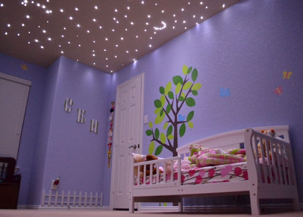 How to create a fiber optic starfield ceiling fiber optic ceiling fiber optic ceiling lights i want to do this so badly aloadofball Choice Image