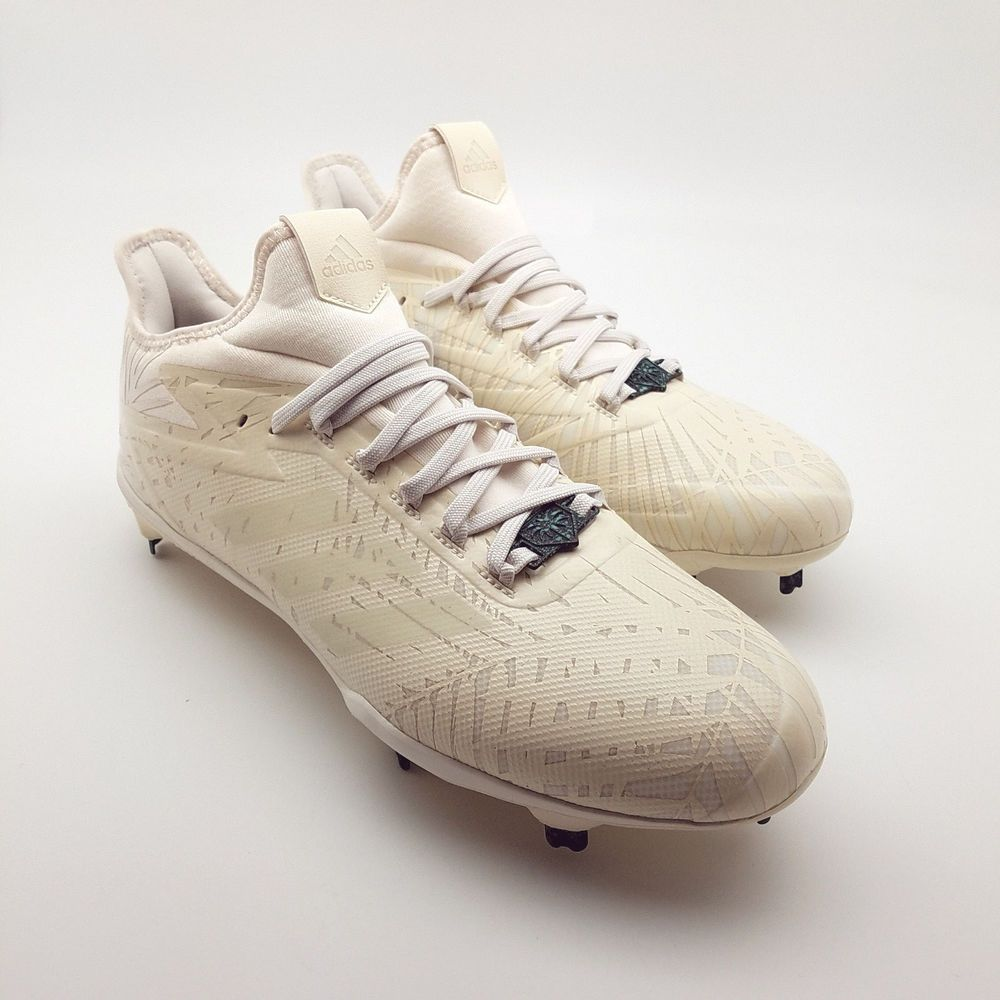 promo code 673be be949 Adidas Adizero Afterburner 4 Florida Sample Metal Baseball Cleats Size 10.5  RARE adidas