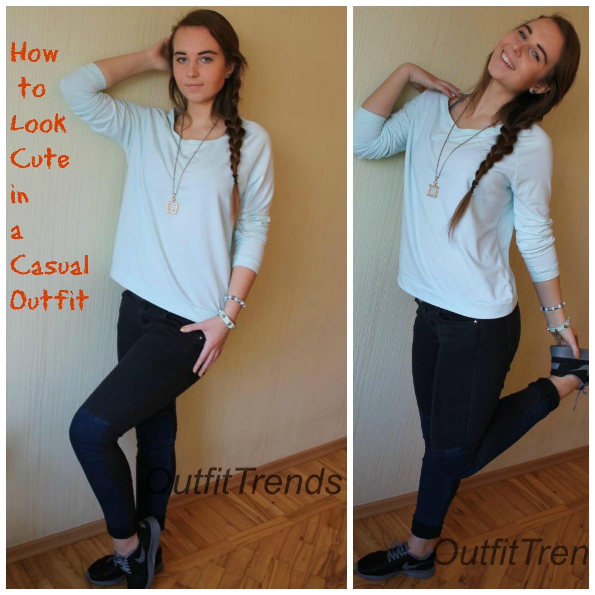 How to Look Cute in a Casual Outfit – Fashion Tips for Teens