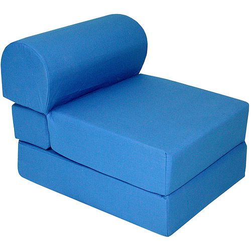 Stupendous Twin Size Studio Chair Sleeper Walmart Com Camping Creativecarmelina Interior Chair Design Creativecarmelinacom