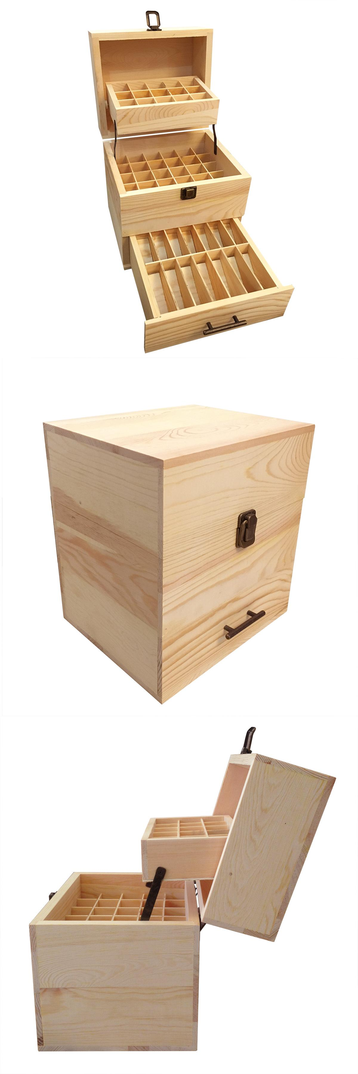 Visit To Buy Natural Pine Wood Square Wood Box For Spa Yoga Club  # Muebles Cofre Spa