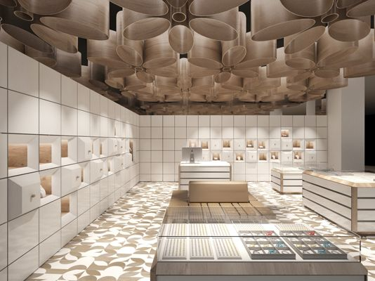 Jewellery Boutique Concept By Studio Mode Jewelry Store Design Retail Space Design Shop Interiors