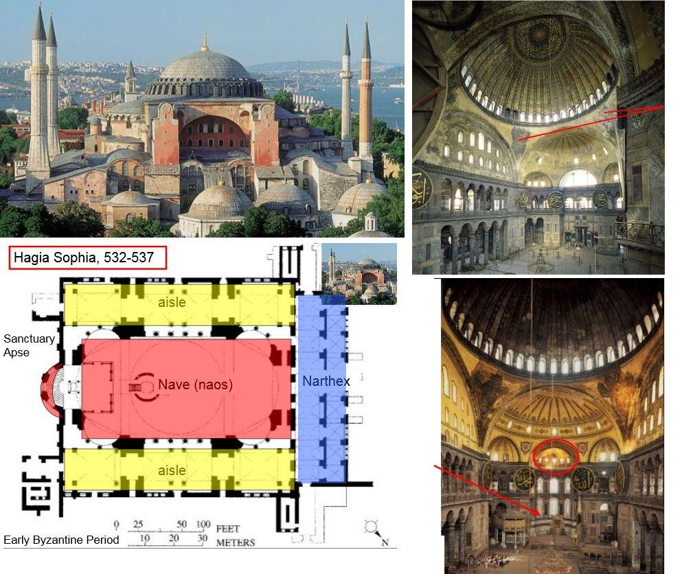 Name Hagia Sophia Location Istanbul Date Early Byzantine Culture Byzantines Architects Anthemius Isidorus Patr Hagia Sophia Byzantine Building