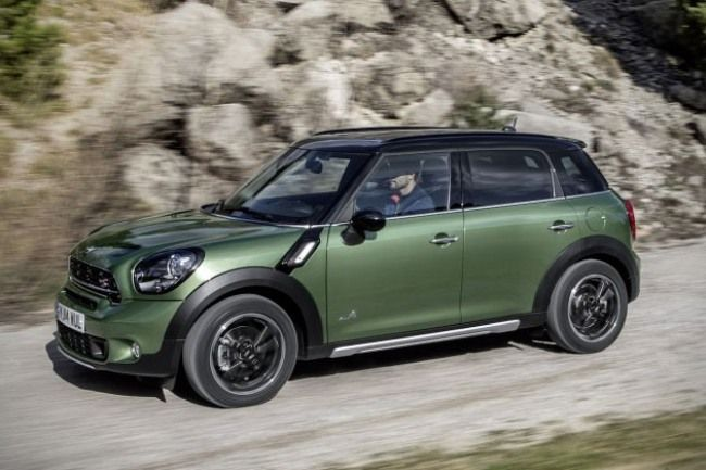 Crossover Suv 2017 Mini Countryman Colors Levels Design 3