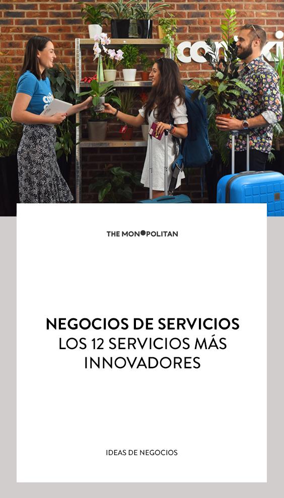 Negocios De Servicios Innovadores Productos Innovadores Negocios Negocios Rentables