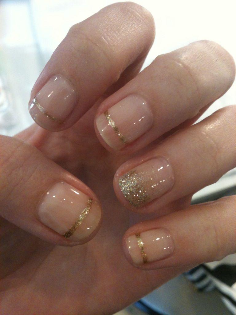 Pinterest-inspired nails