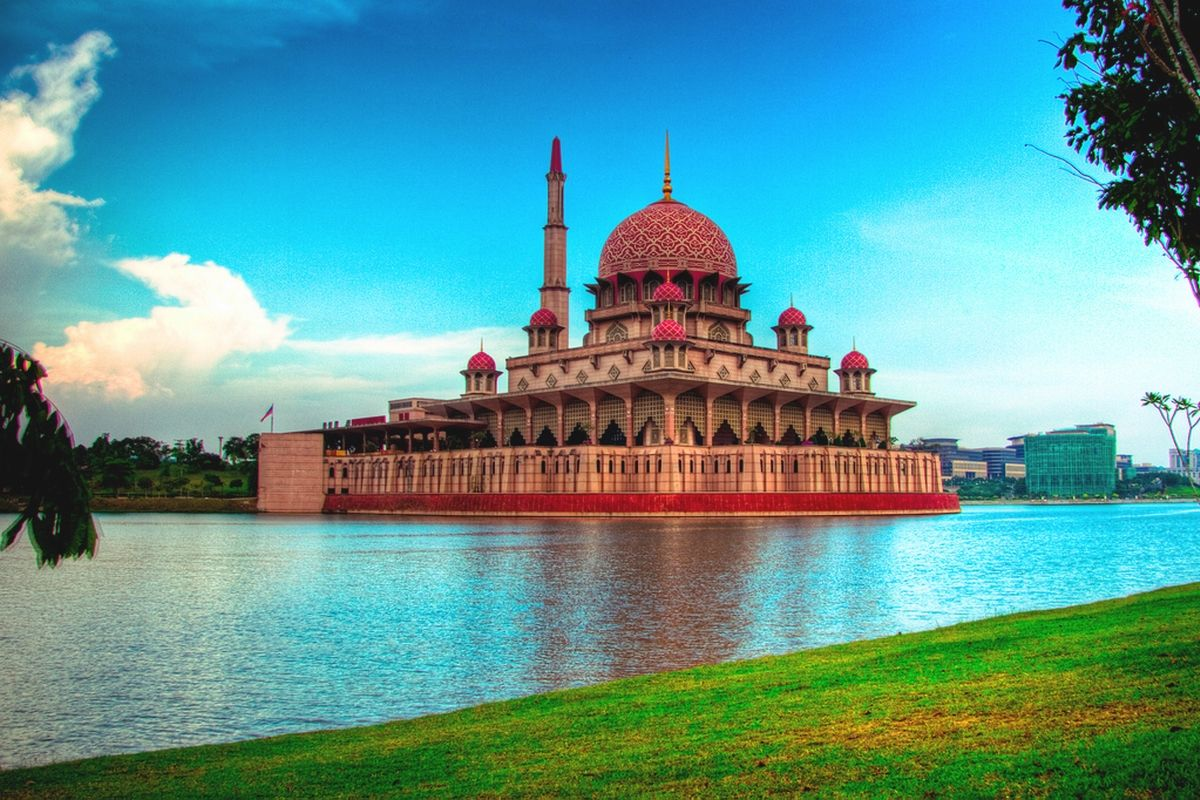 Masjid Islamic Wallpaper Mosque Islamic Wallpaper Hd