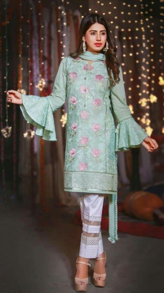 Latest Designs Of Clothes | Latest Sleeves Pattern Dress Pakistani Dresses In 2018 Dresses