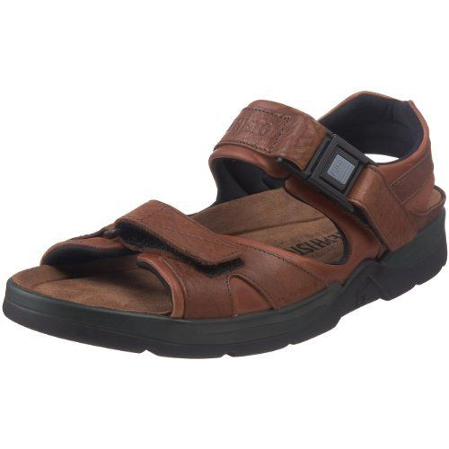 d4c659cfcdd Velcro adjustablestrap at the toes and quick release ankle strap. Men s  Mephisto
