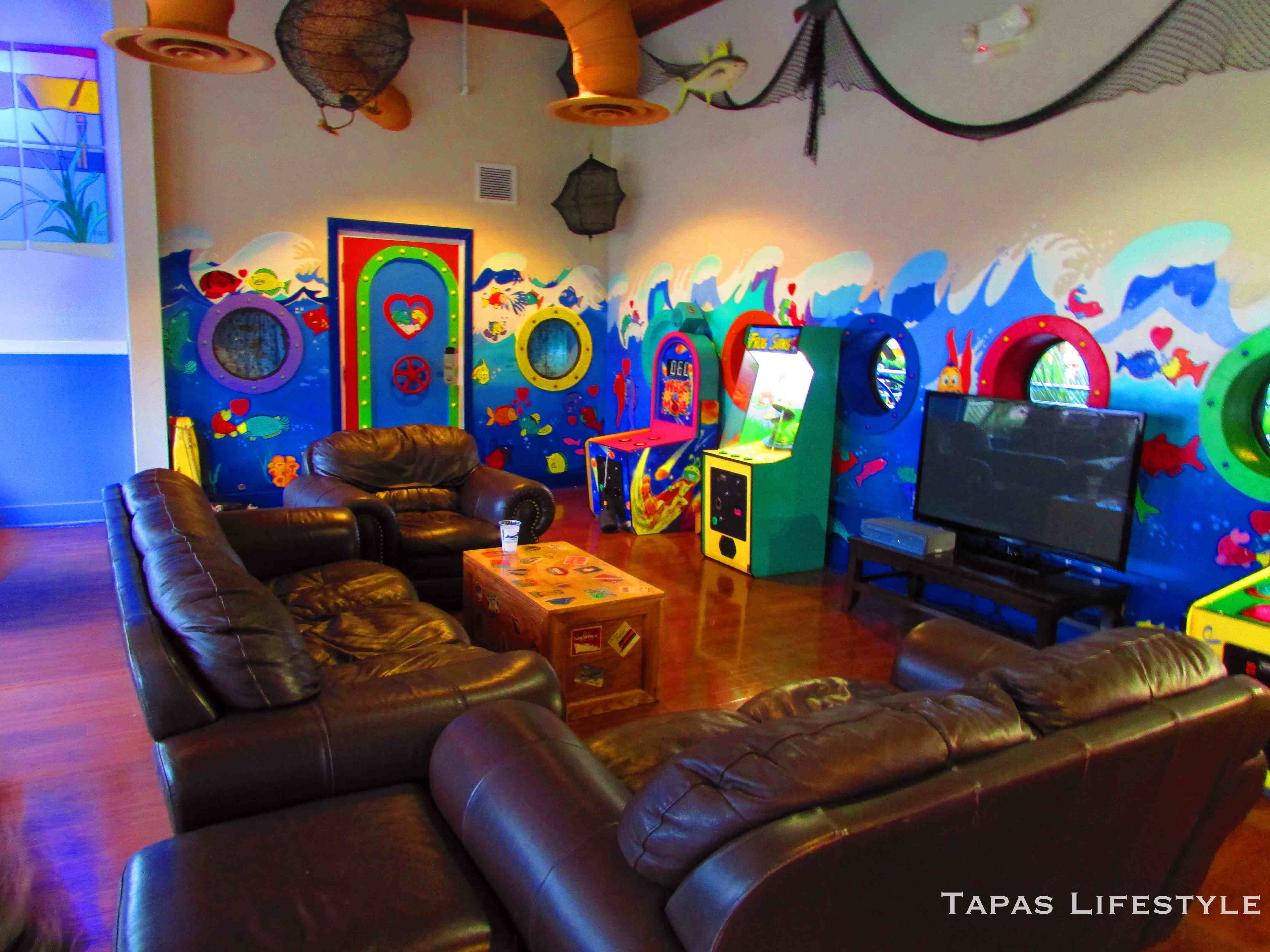 Kids Game Room | Bedroom and Living Room Image Collections