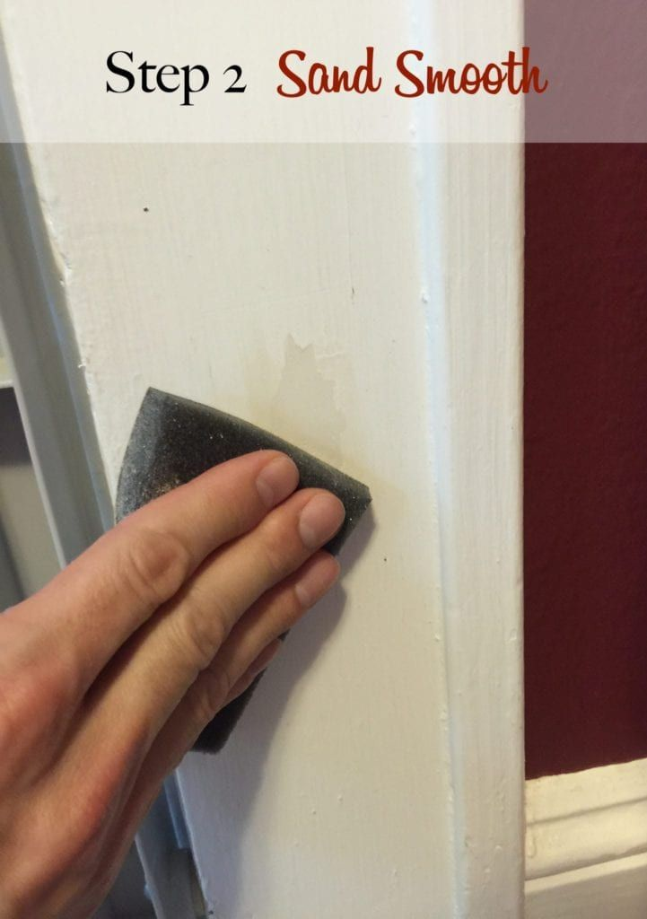 How to fix chipped paint paint chips diy home repair