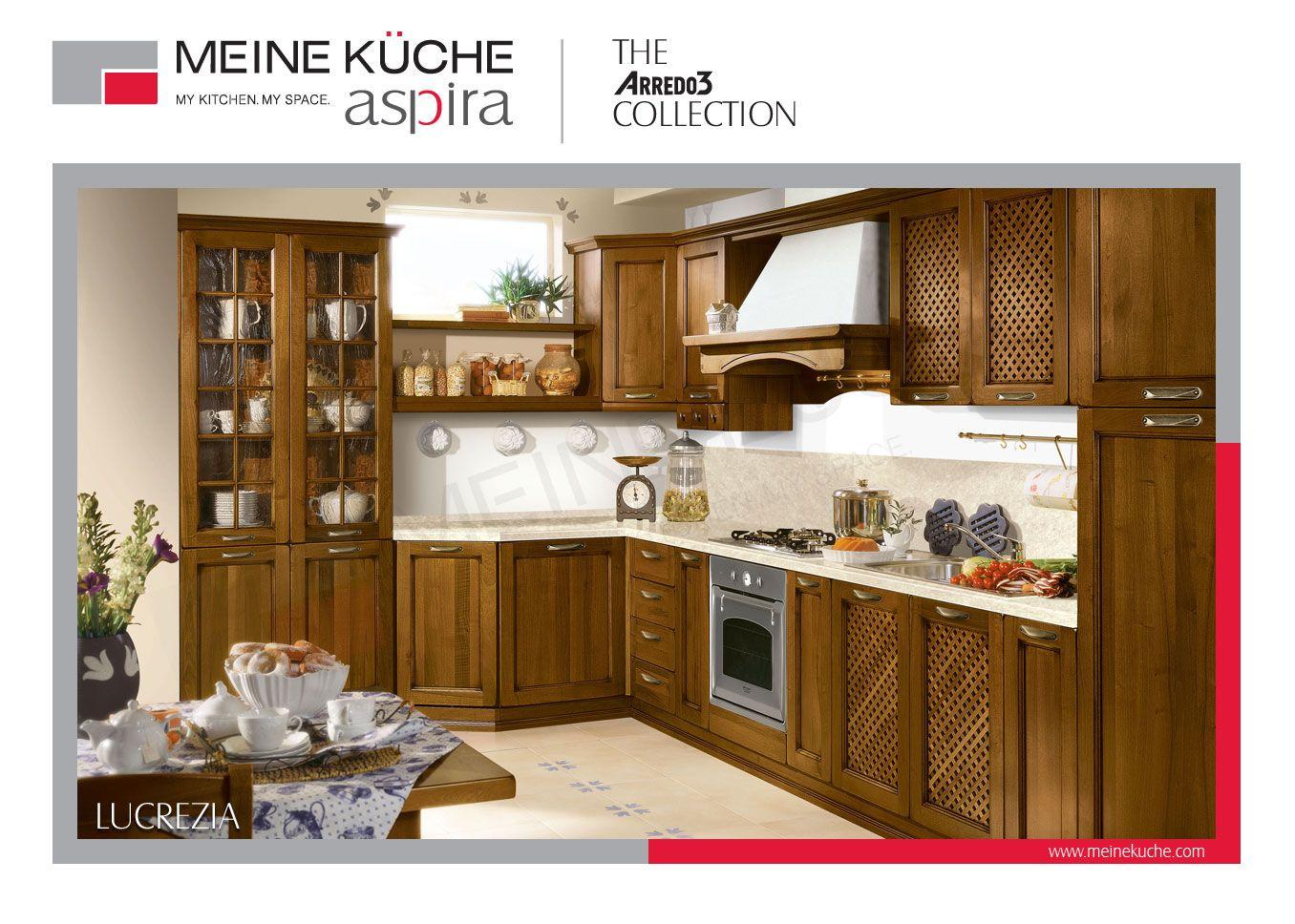 Classic Kitchens from Arredo3 Collection - Lucrezia | Arredo3 ...