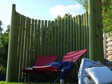 Comment Creer Un Panneau Bois Amenagement Jardin Jardins Jardin Recup