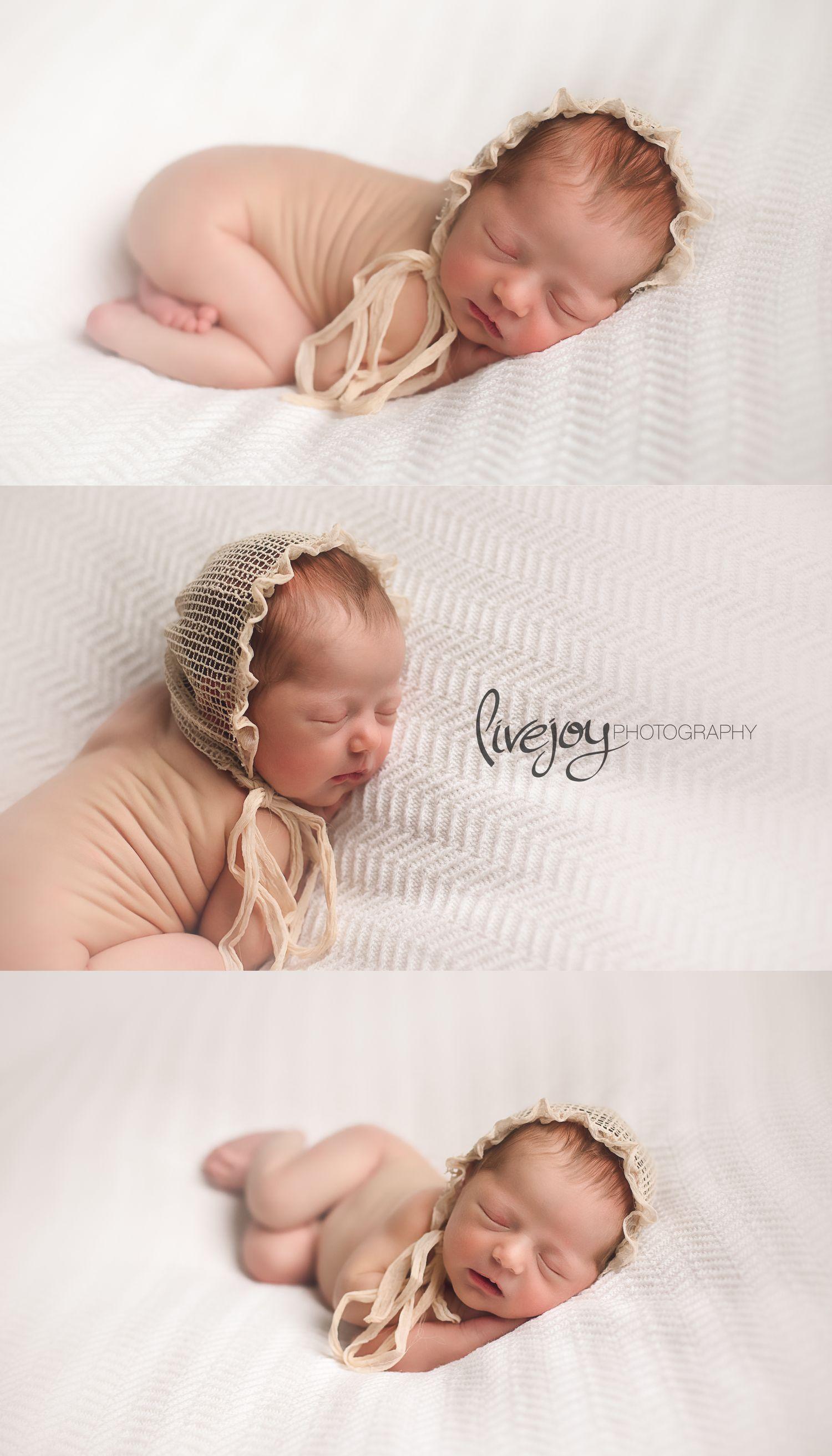 Newborn girl photography livejoy photography oregon