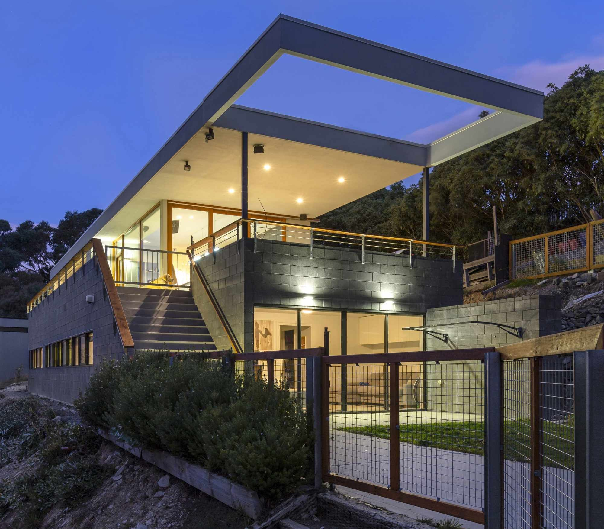 South Hobart Residence - Dock 4 Architects