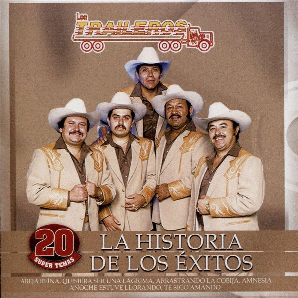 Traileros Del Norte - Historia de los Exitos (CD)