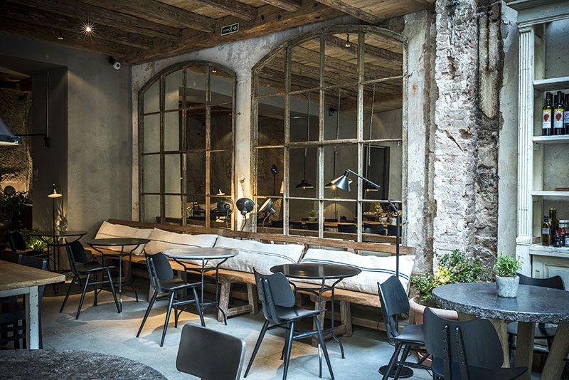 Restaurant Gats Barcelona : Dónde comer en barcelona restaurante gats barcelona