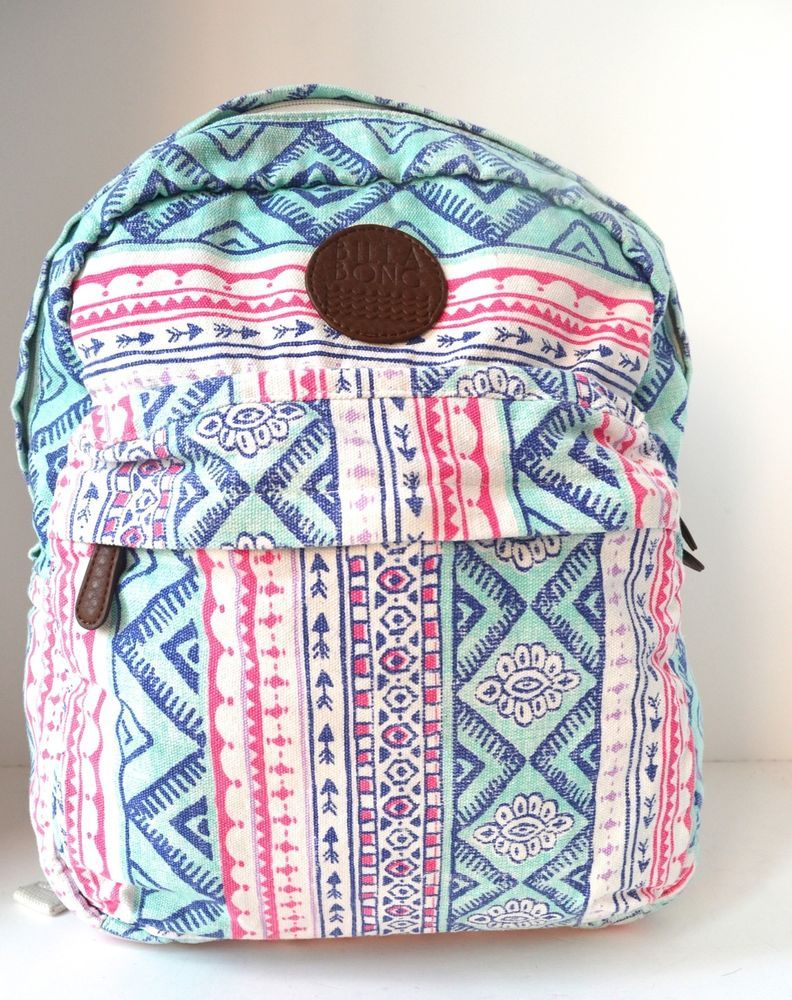 BILLABONG BACKPACKS & LUGGAGE SANDY TRAILS BACKPACK | b l u e s ...
