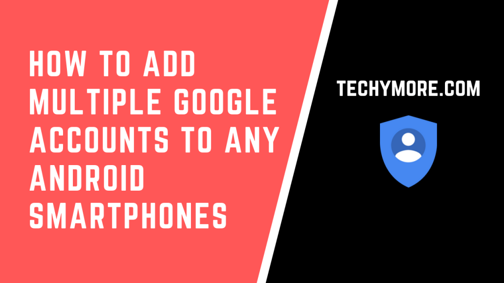 How To Change Default Google Account Google Account How To