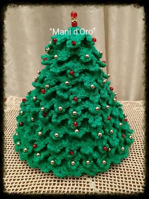 Extrêmement Albero di Natale crochet | Amigurumi Natale | Pinterest | Albero  KT55