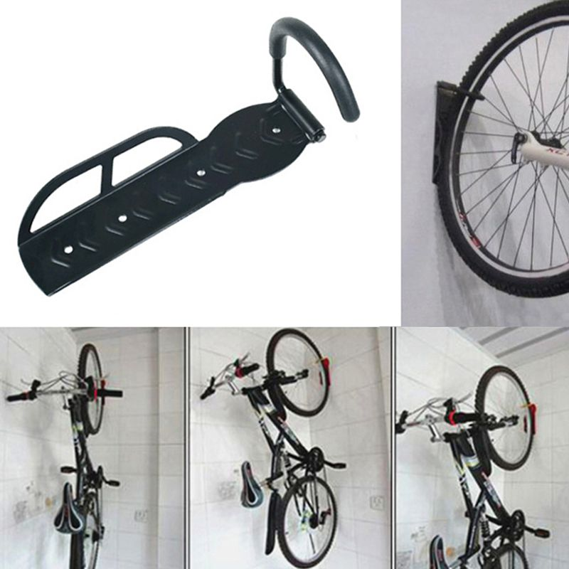 High Quality Strong Steel Cycling Bicycle Storage Rack Wall Mounted