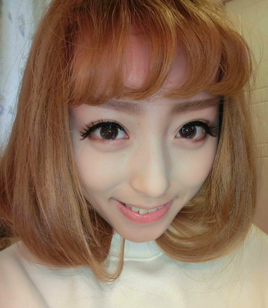 Soft Cosmetic Colored Prescription Contact Lenses Sweet