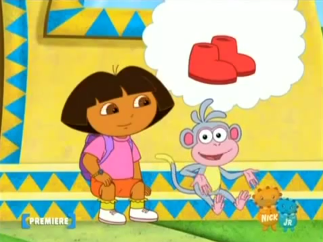Pin by James Speaks on Boots and Dora