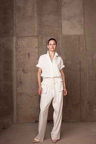 Designer Debut: Rosie Assoulin's Turns Up The Volume On Resort '14