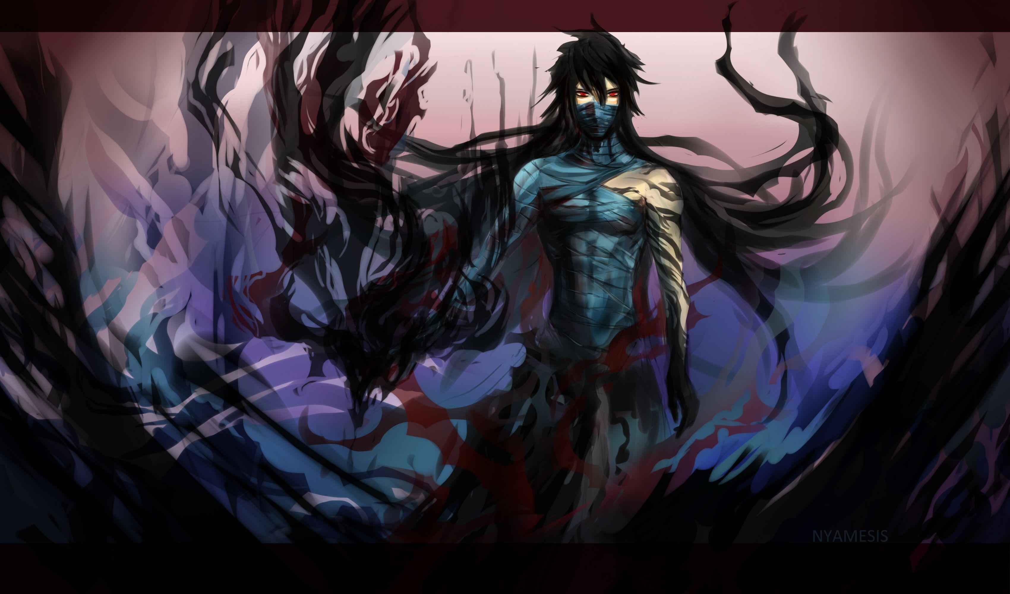 Mugetsu Kurosaki Ichigo 1471059 Anime Bleach Guerrera Anime Fondo De Anime