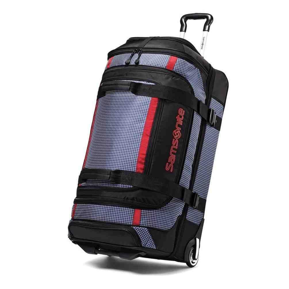 40acb6f3a95b Rolling Duffle Bag Carry on | Better Rolling Duffle Bag | Samsonite ...