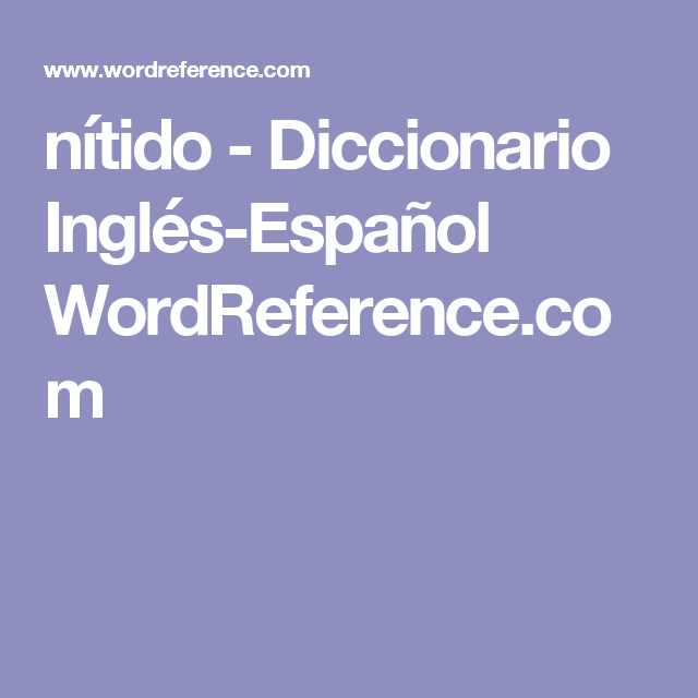Ntido diccionario ingls espaol wordreference tattoo ntido diccionario ingls espaol wordreference negle Gallery