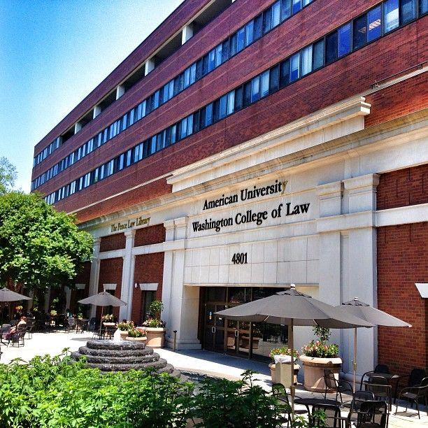 American University Law School >> Au Washington College Of Law In 2019 C O L L E C T