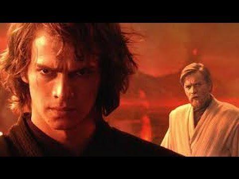 Revenge Of The Sith Ps2 Alternate Ending Anakin Kills Obi Wan Star War Episode 3 Star Wars Watch Star Wars