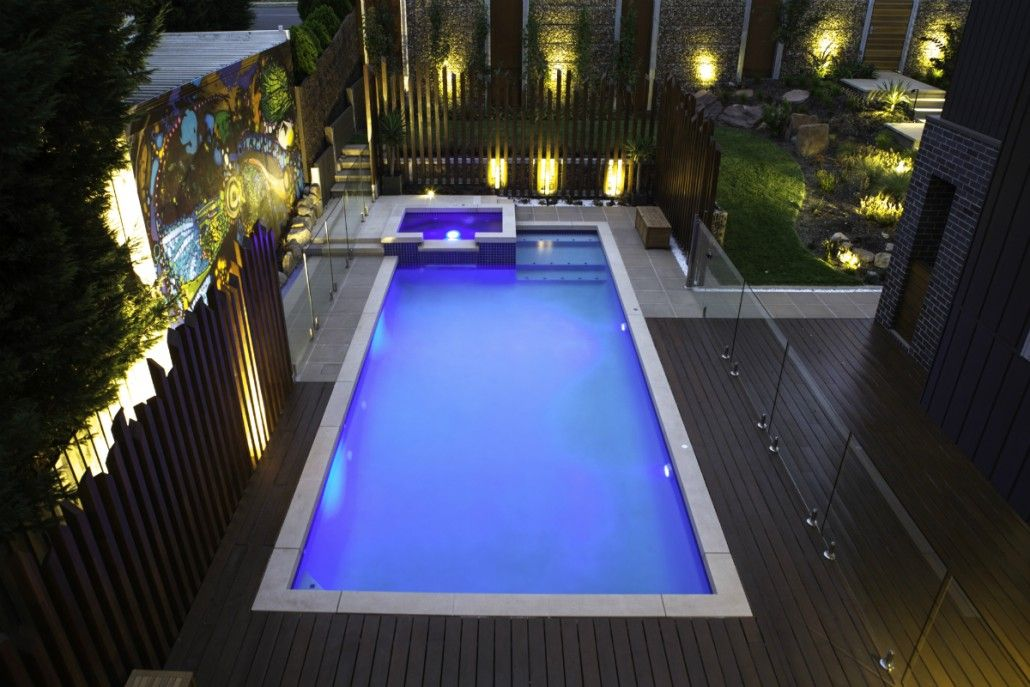 Swimming Pool Picture Gallery - Seaspray Pools Melbourne