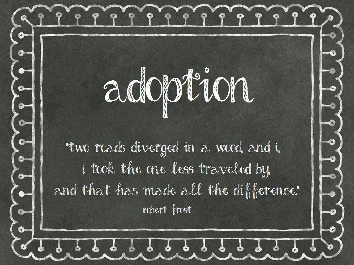 Adoption Poems And Quotes Quote Addicts Adoption