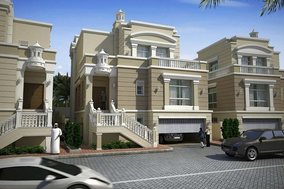 Attractive Luxury Villas In Arab For Saleu200e