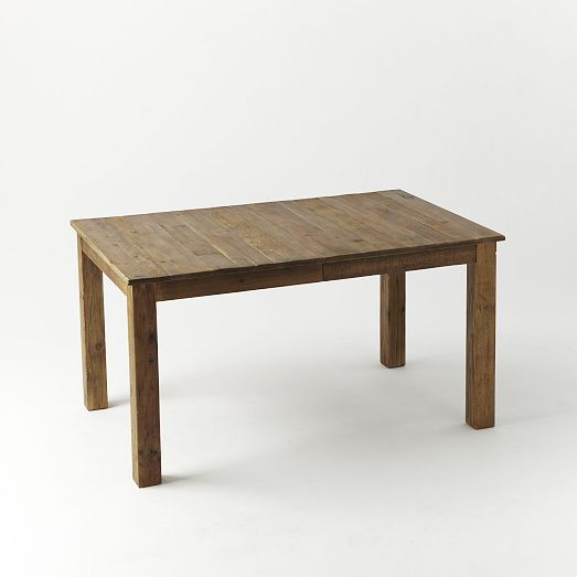 Reclaimed Wood Expandable Farm Table | West Elm | Austin ...