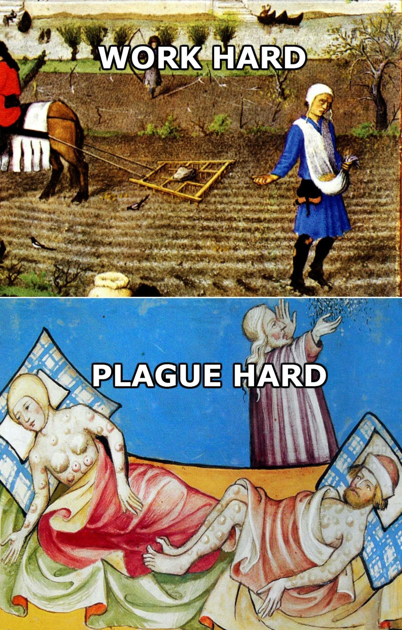 Honest Work Meme Origin