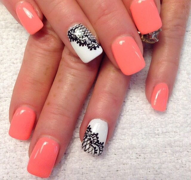 Pin By Maesie Ward On Wedding Nails Pinterest Manicure Nail