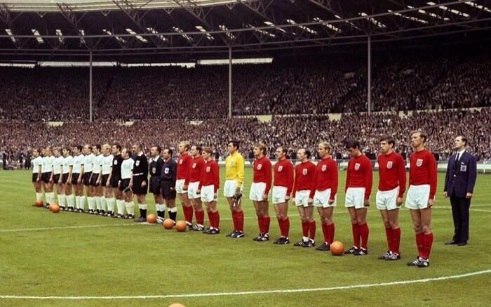 Vintagefooty On Twitter 1966 World Cup Final World Cup Final 1966 World Cup