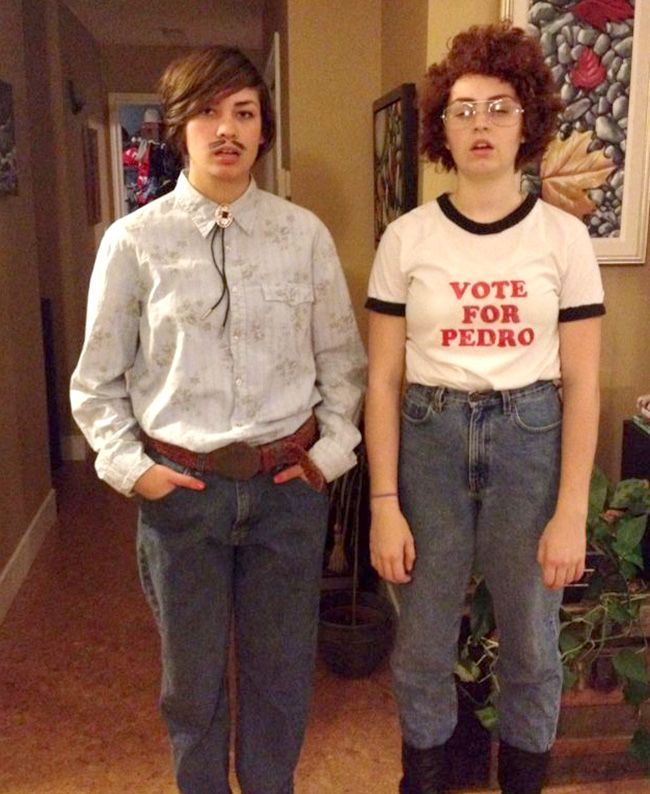 Will the Top 13 Pinned Couples Halloween Costumes from