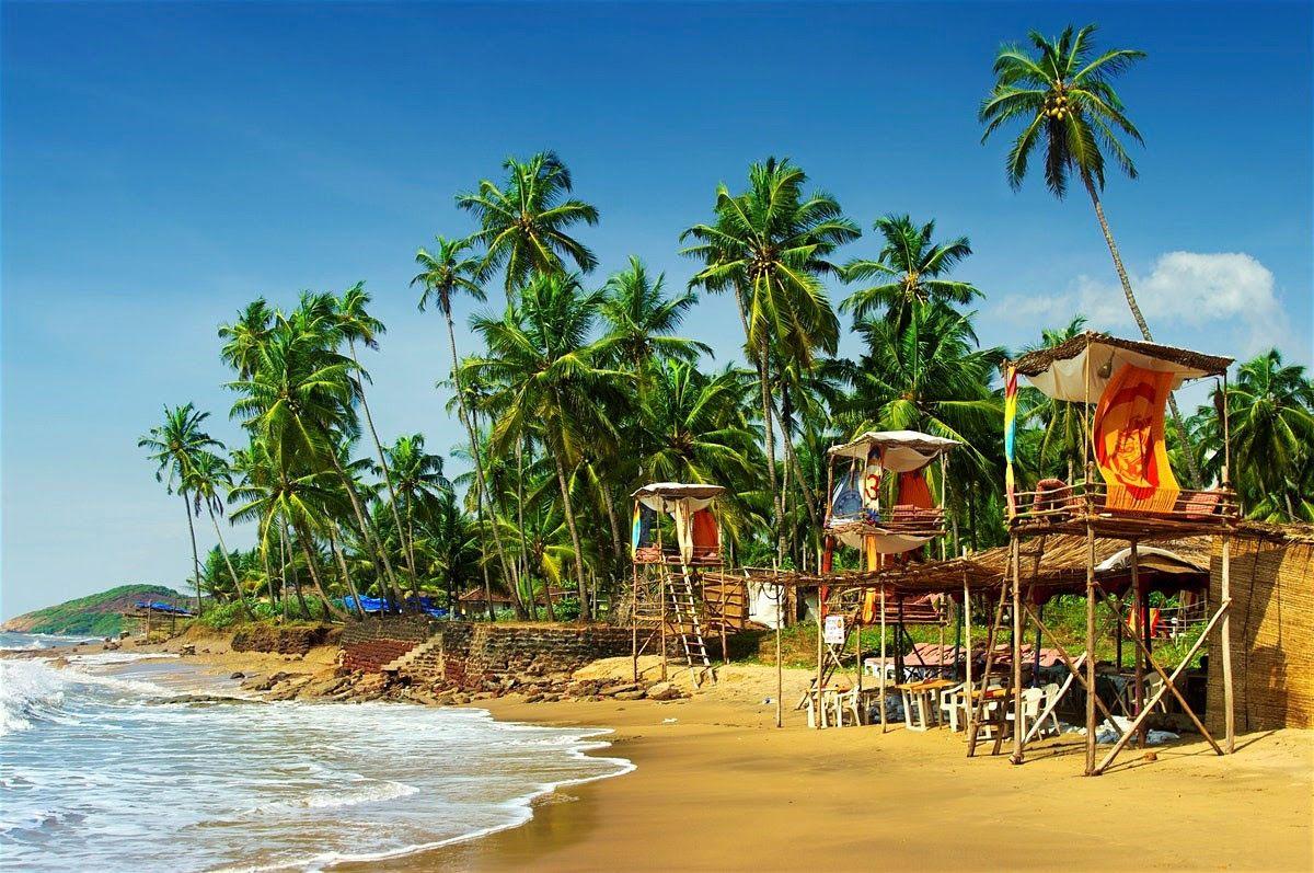 индийский пляж картинки