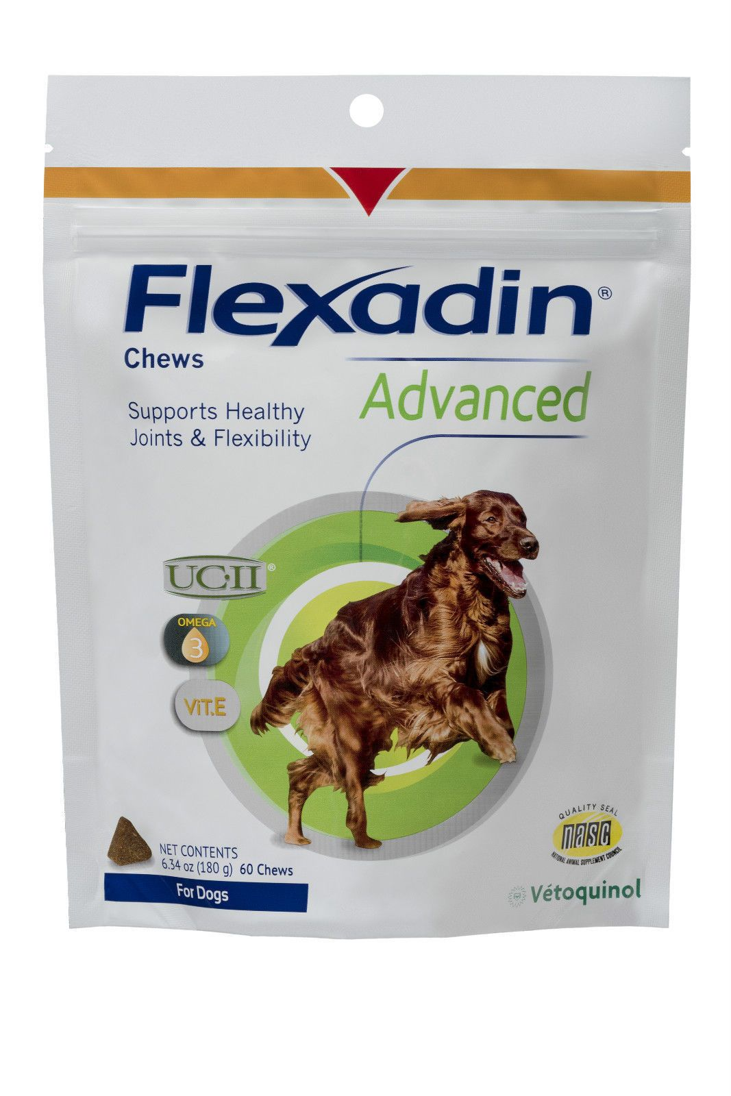 Other Dog Health Care 134753 Vetoquinol Flexadin Advanced