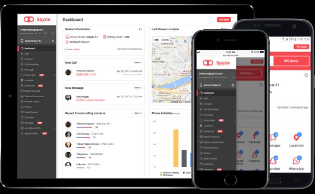 Aplicación de Monitoreo de Teléfono Móvil y Solución de
