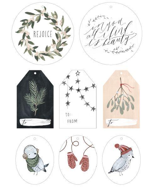 Imprimibles gratis para Navidad | Navidad | Pinterest | Imprimibles ...