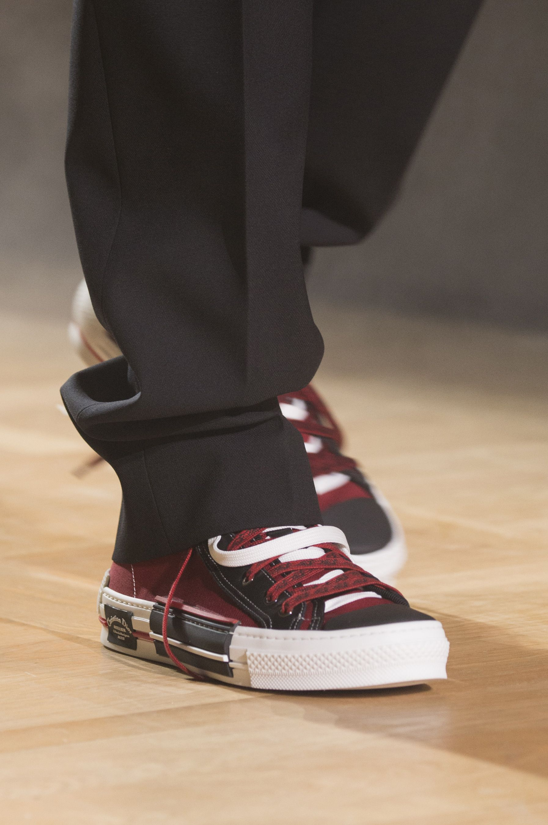 dior homme sneakers 2018