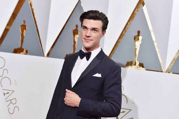 Finn Wittrock 88th Academy Awards